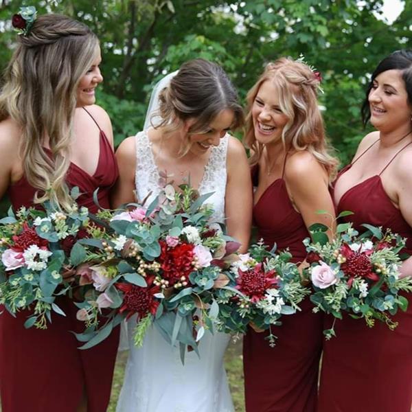 wedding bouquets melbourne