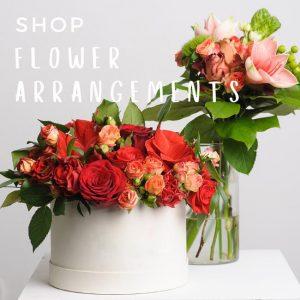 Pre Made Flower Arrangements