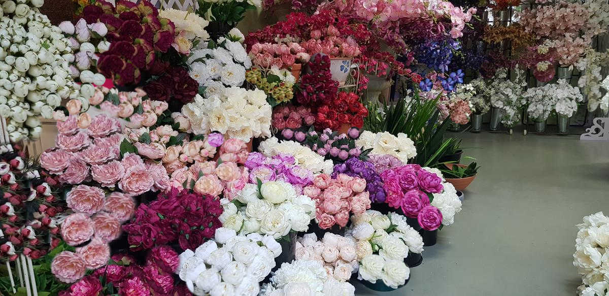 purchase artificial flowers